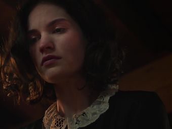 Lily James - The Exception 02 (open matter)