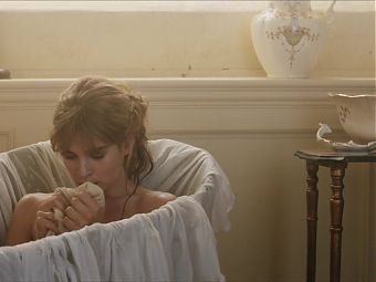 Lily James - War and Peace s1e01