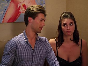 Heather Paige Cohn - Bachelor Night (2014)