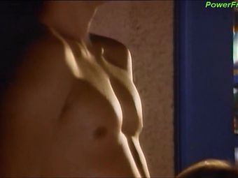 Straight Male Chest Worship 6