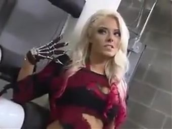 Alexa Bliss Halloween