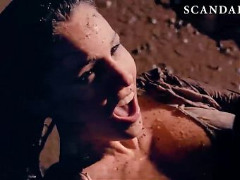 Carolina Ardohain Sex on The Rain On ScandalPlanet.Com
