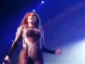 Jennifer Lopez - Ass in Live.