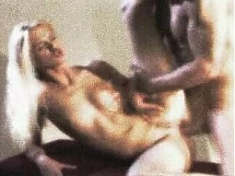 Hot Blonde Hardcore Hairy Pussy and Anal