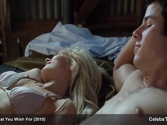 Isabel Lucas Nude and See Through Scenes Compilation