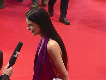Lena Meyer-Landrut - Berlinale 2018