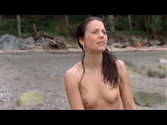 Erica Durance Nude Scene In House Of The Dead ScandalPlanet