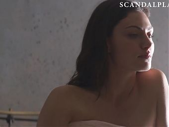 Phoebe Tonkin Nude Scene from 'Bloom' On ScandalPlanet.Com
