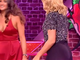 HOLLY WILLOUGHBY BANG TIDY BOOTY SPECIAL EDITS