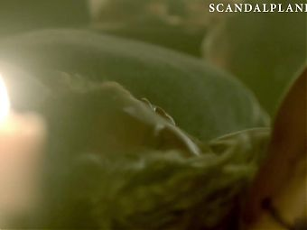 Ida Nielsen Sex Scene from 'Vikings' On ScandalPlanet.Com