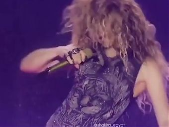 Shakira made for anal