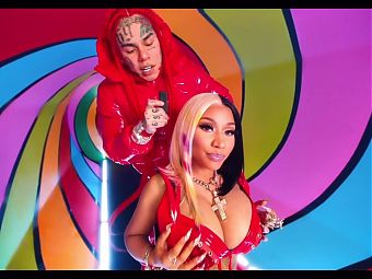 Nicki Minaj Supercut - Trollz (NO AUDIO)