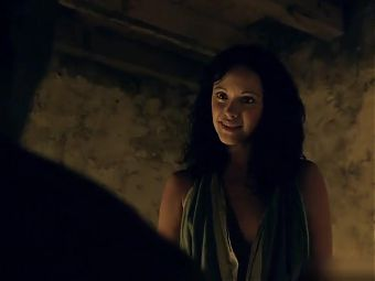Marisa Ramirez Boobs And Butt In Spartacus Gods Of The Arena