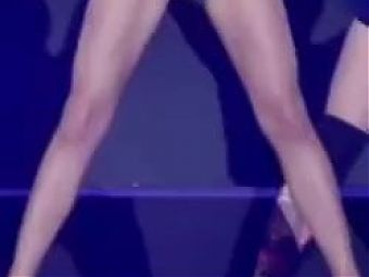 Dont Forget To Cum All Over Stephanies Luscious Legs