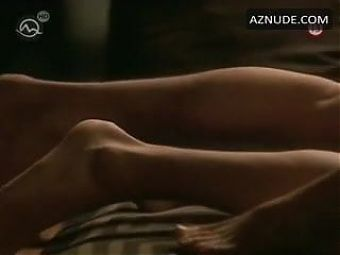 Dina Meyer in hot sex scene