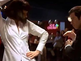 Pulp Fiction - Dance Scene
