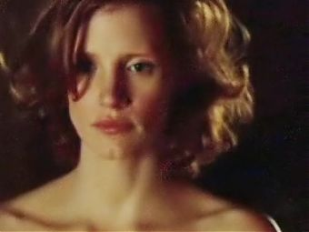 Jessica Chastain - Full Frontal Enhanced from Lawless