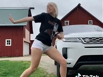 hot Jordyn Jones dance