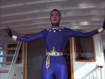Linda Carter-Wonder Woman - Edition Job Best Parts 19